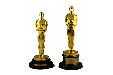 Image of two oscars