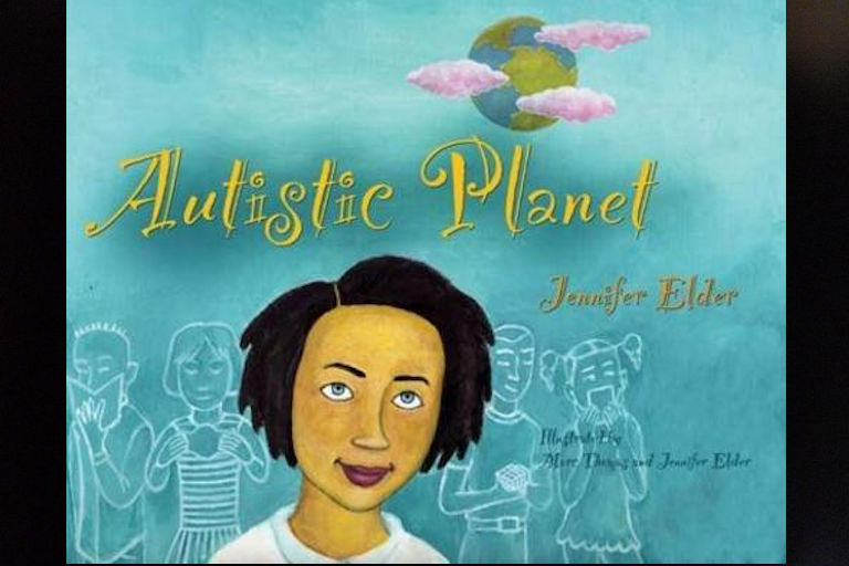 Autistic Planet by Jennifer Elder.