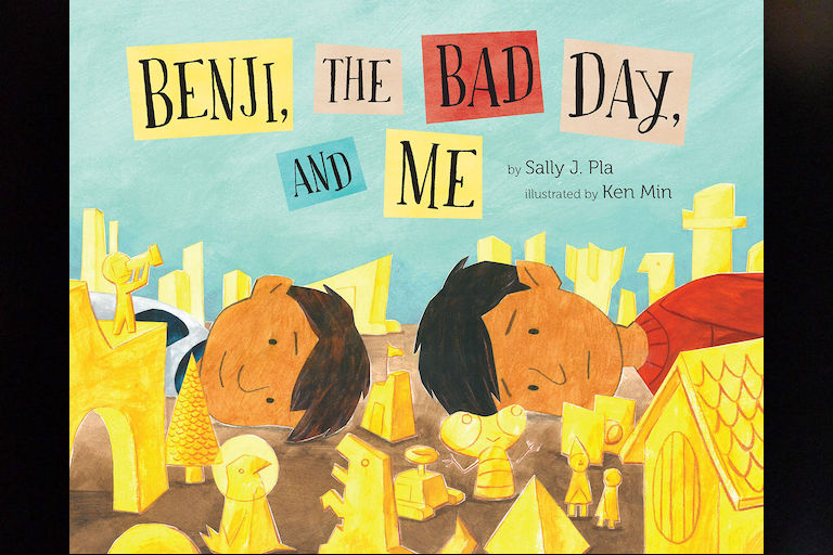 Benji, the Bad Day, and Me by Sally J. Pla.