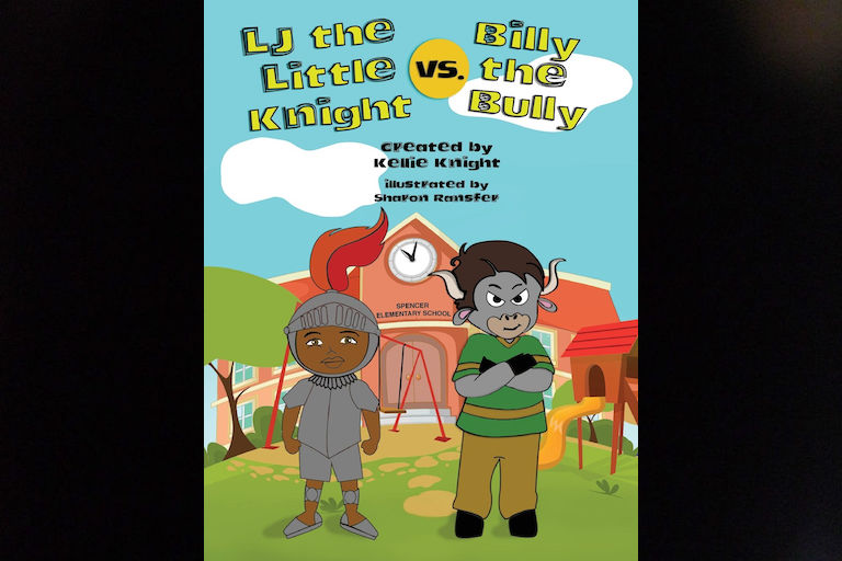 LJ and the Little Knight vs. Billy the Bully by Kellie Knight.