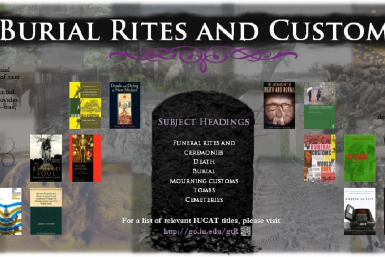 Burial Rites and Customs poster
