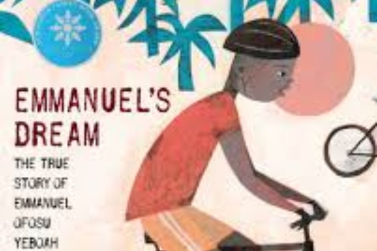 Emmanuel's Dream: The True Story of Emmanuel Ofosu Yeboah by Laurie Ann Thompson.