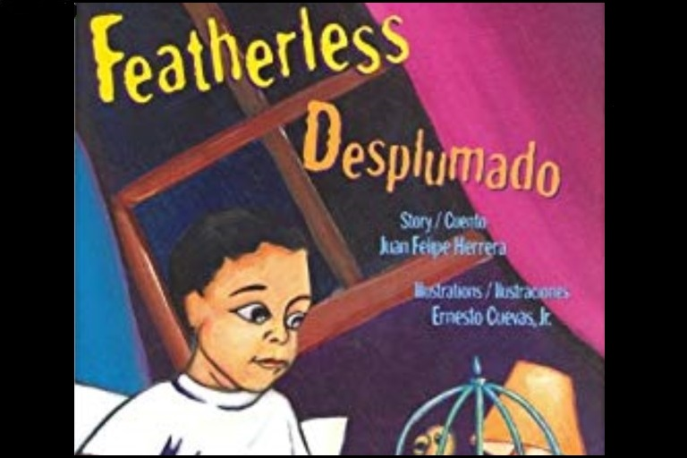 Featherless by Juan Felipe Herrera.