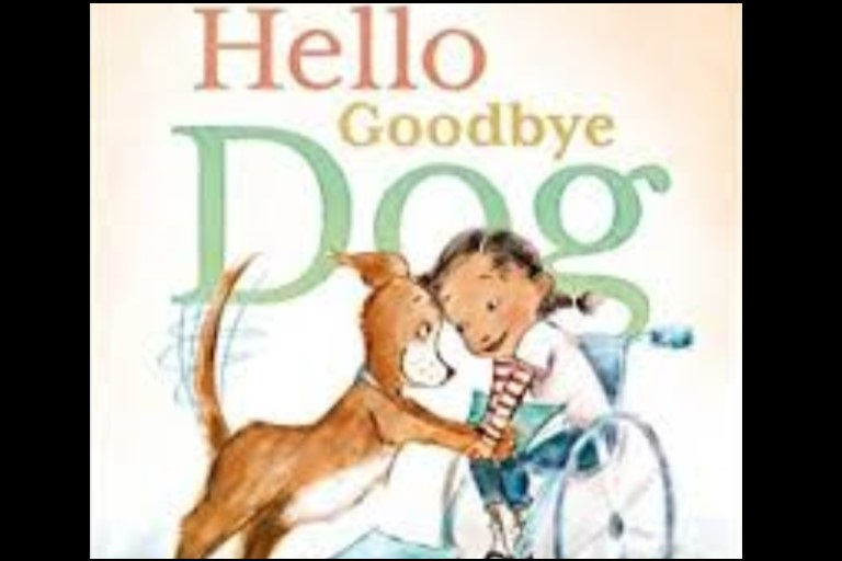 Hello Goodbye Dog by Maria Gianferrari.