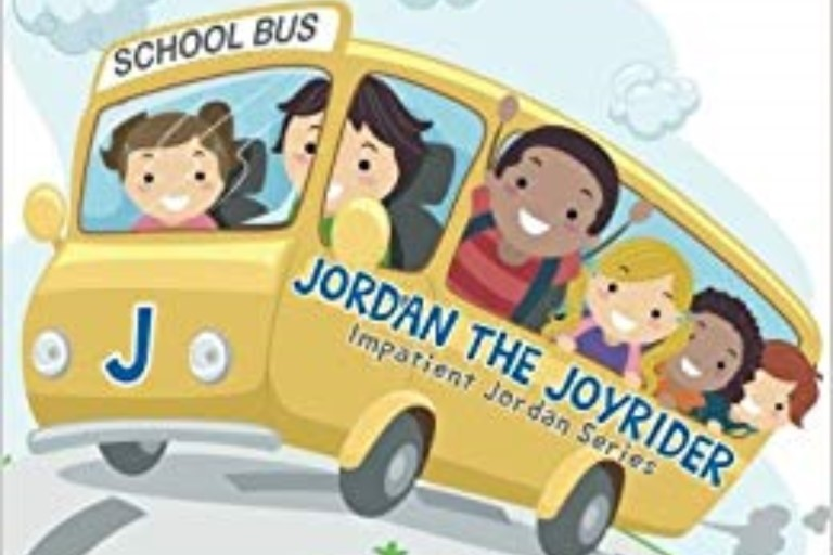 Jordan the Joyrider: Impatient Jordan Series by Vickie Taylor.