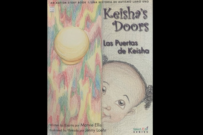 Keisha's Doors: An Autism Story by Marvie Ellis.