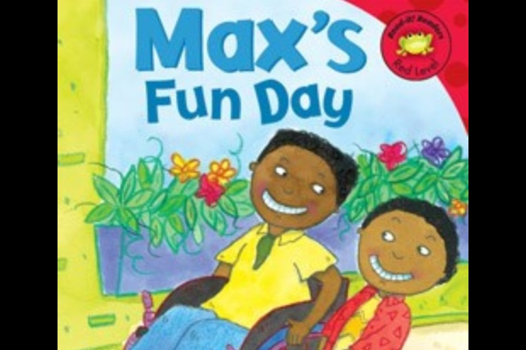 Max's Fun Day by Adria Klein.