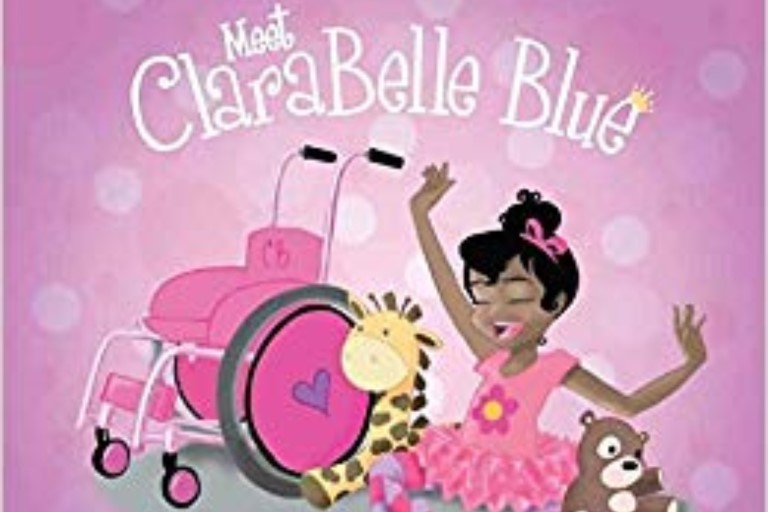 Meet ClaraBelle Blue by Adiba Nelson.
