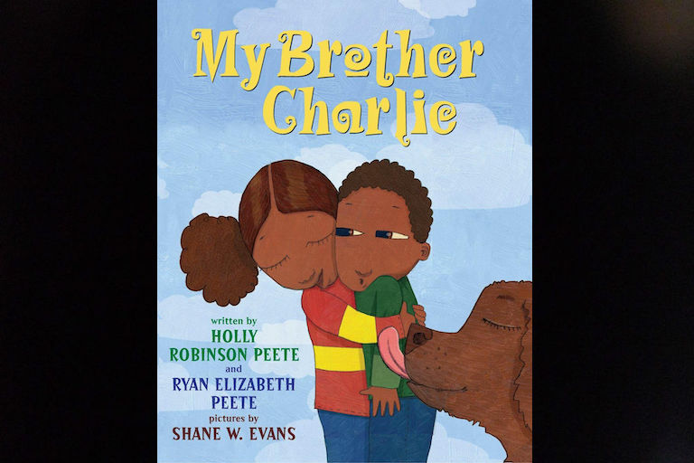 My Brother Charlie by Holly Robinson Peete and Ryan Elizabeth Peete.