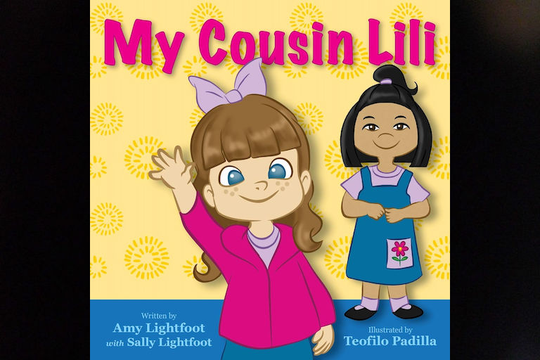 My Cousin Lili by Amy and Sally Lightfoot