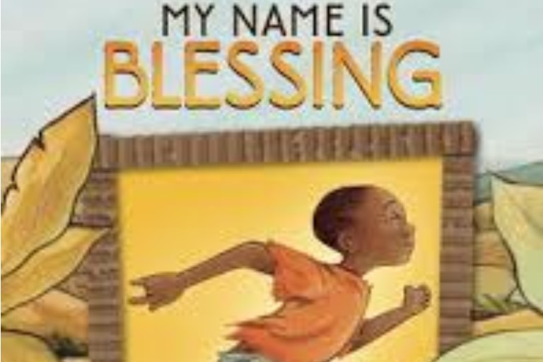 My Name is Blessing by Eric Walters.
