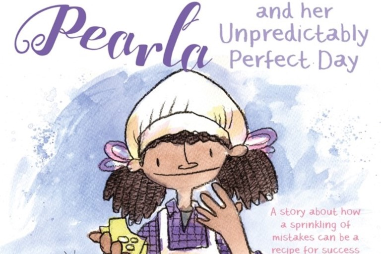 Pearla and Her Unpredictably Perfect Day by Rochel Lieberman.