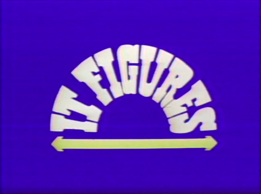 It figures title card on a blue background with a line and two arrows