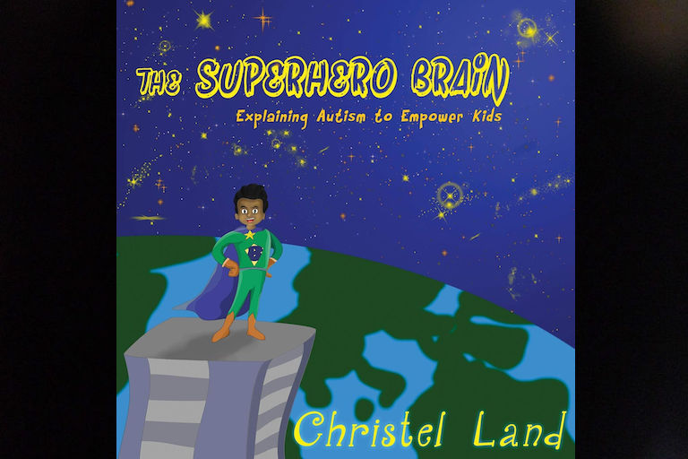 The Superhero Brain by Christel Land.
