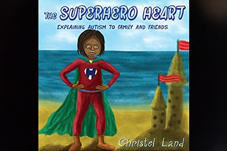 The Superhero Heart by Christel Land.