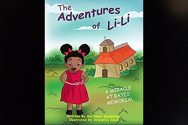 The Adventures of Li-Li by Gin Not-Spaulding.