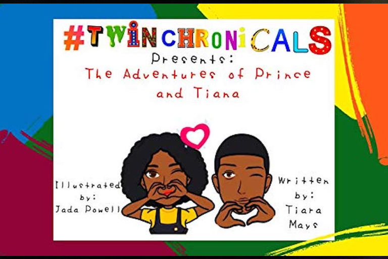 The Adventures of Prince and Tiana by Tiara Mays.