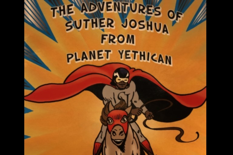 The Adventures of Suther Joshua from Planet Yethican by Jacqueline Williams-Hines.
