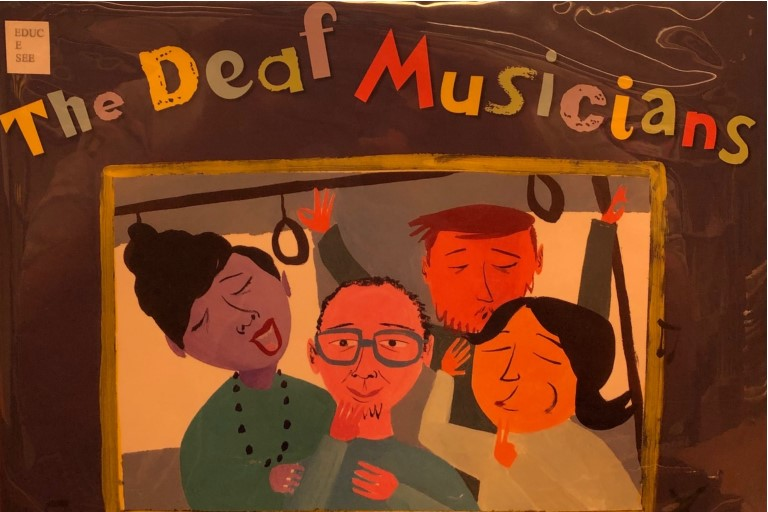 The Deaf Musicians by Pet Seeger.