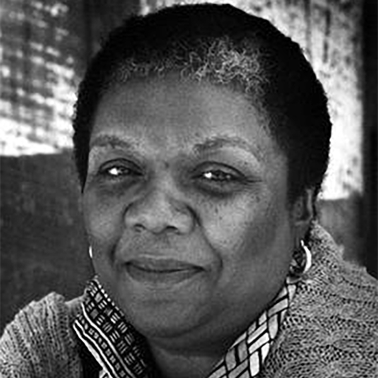 Photo of Lucille Clifton.