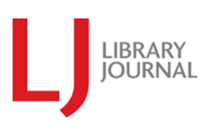 image is of the Library Journal Logo