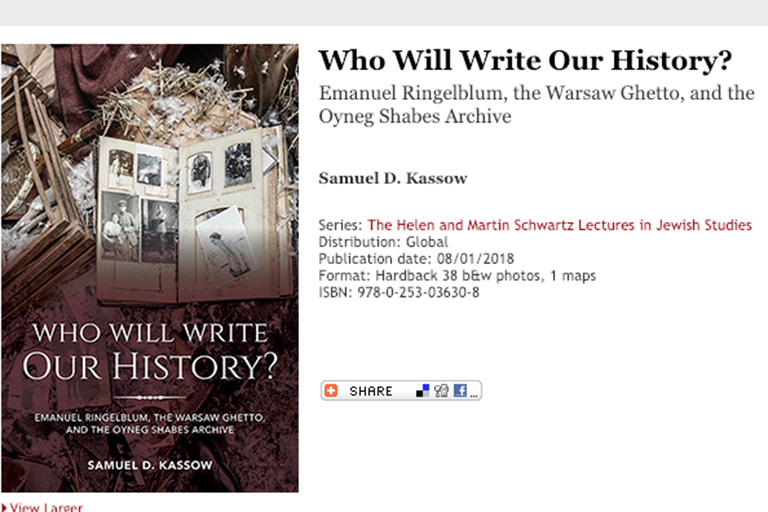 Image is a screen shot of the book for sale at the IU Press website.