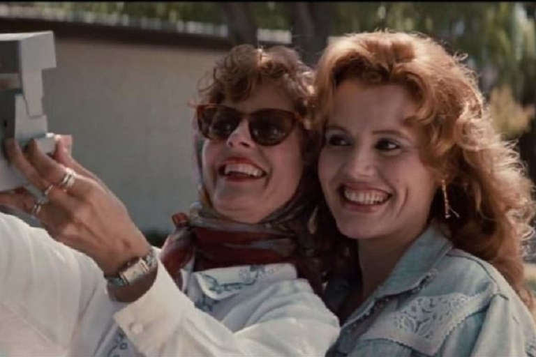 "Still from ""Thelma and Louise"""