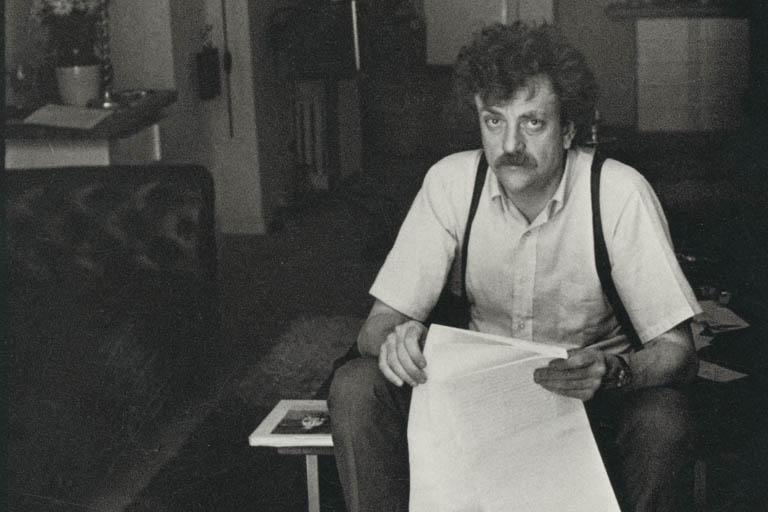 Kurt Vonnegut: How to write a good short story