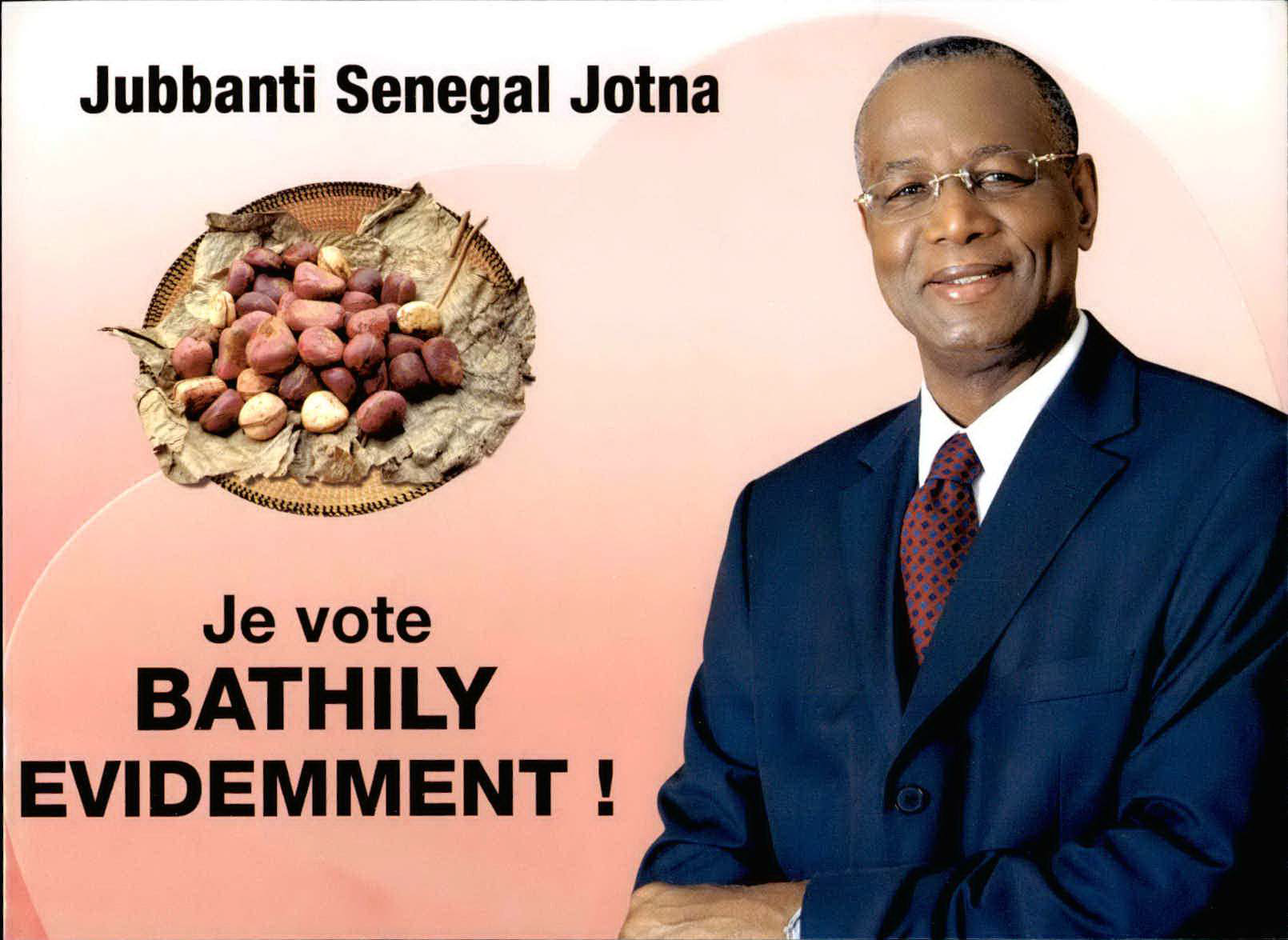 Abdoulaye Bathily campaign image