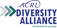 image is the ACRL logo for diversity alliance