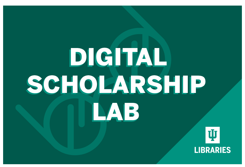 Digital Scholarship Lab