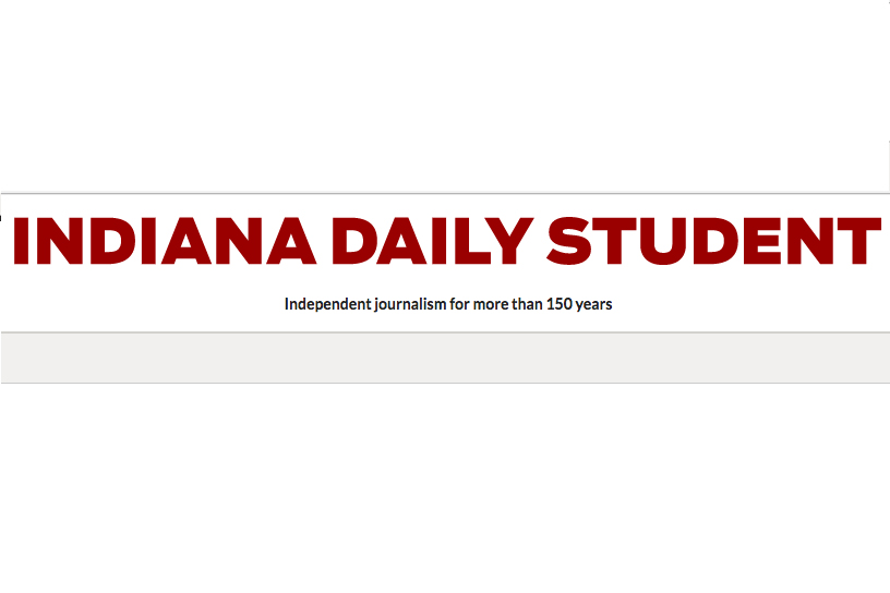 Logo image of the Indiana Daily Student