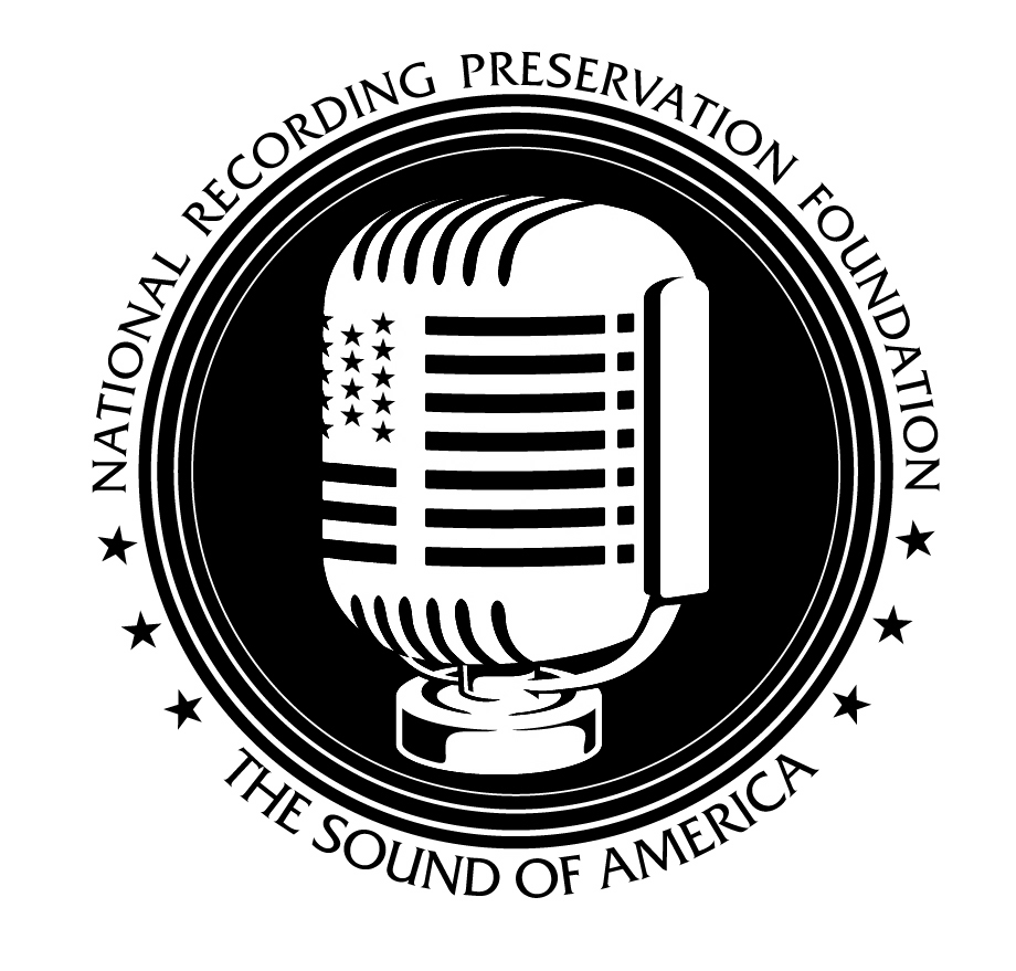 Logo for the National Recording Foundation