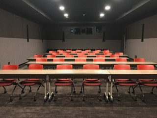 Moving Image Archive Screening Room: Classroom Setup