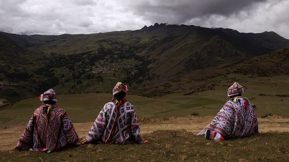 Seeds of Time, Peruvian Farmers
