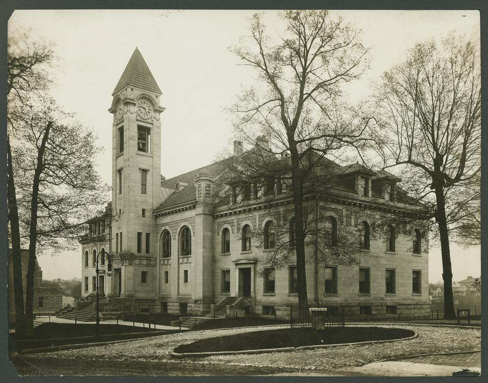 IU Student Building, not after 1926