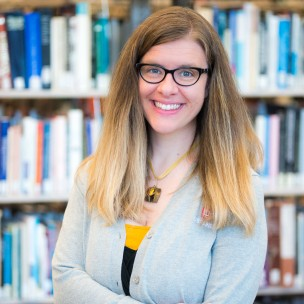 Julie Marie Frye, Head Librarian