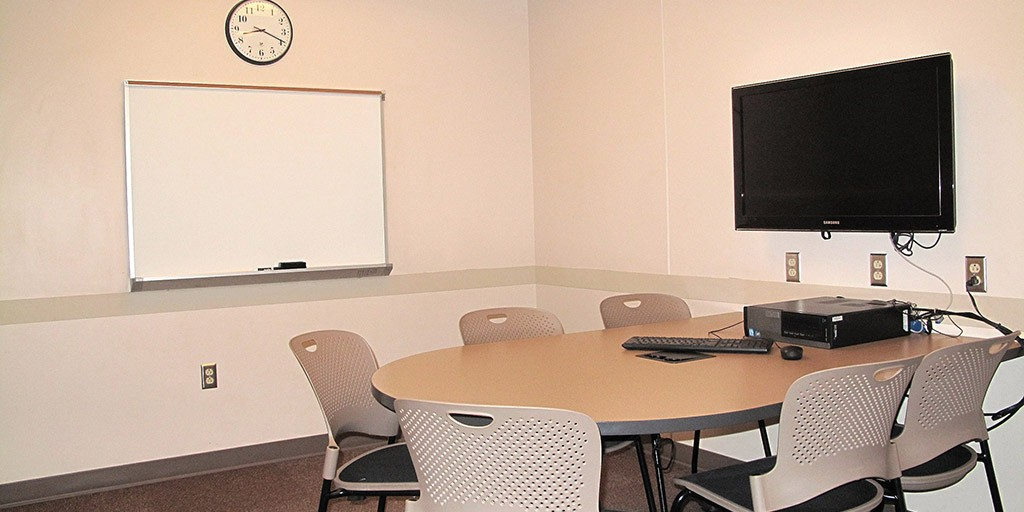 Group Study Rooms 6 seats