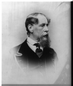 Portrait of a Victorian man from the Berg collection