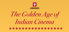 The Golden Age of Indian Cinema