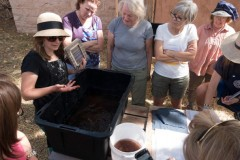 Papermaking with Laura Post