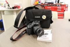 Canon digital camera.