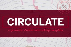 Circulate Graduate Student Reception