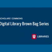 Digital Library Brown Bag Series logo