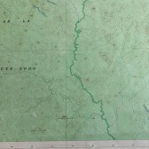 detail photo of 1:50,000 map of Africa