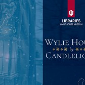 Wylie House by Candlelight