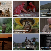 photos from ethnographic films