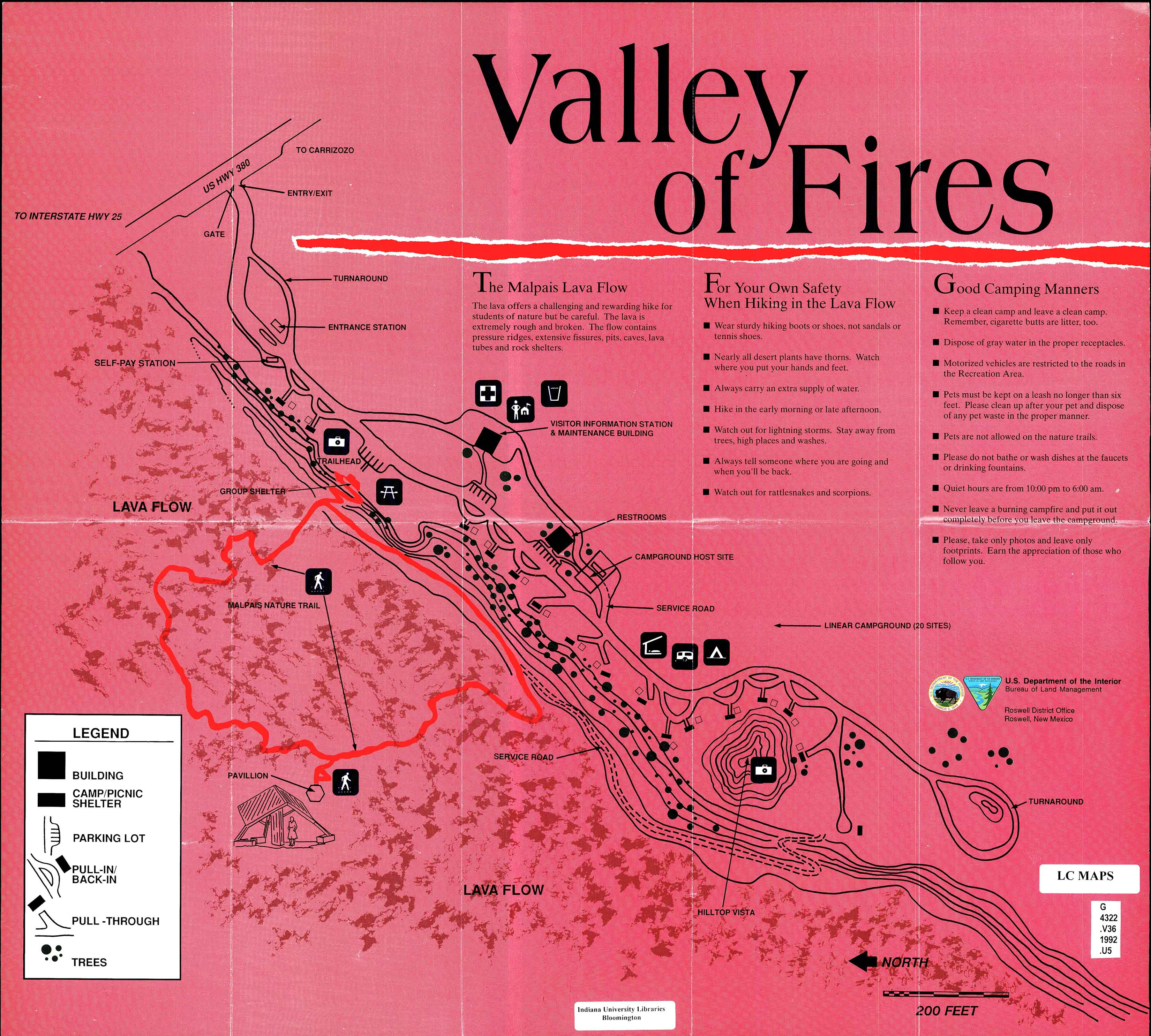 Image of the Valley of Fires