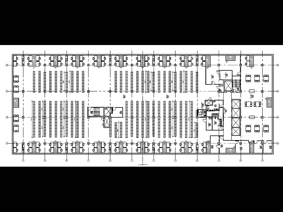 Wells Library: Ninth Floor Renovation Plans